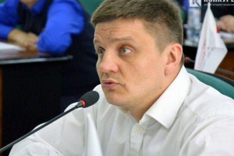 Ексдепутата Луцькради позбавили прав за п'яне водіння
