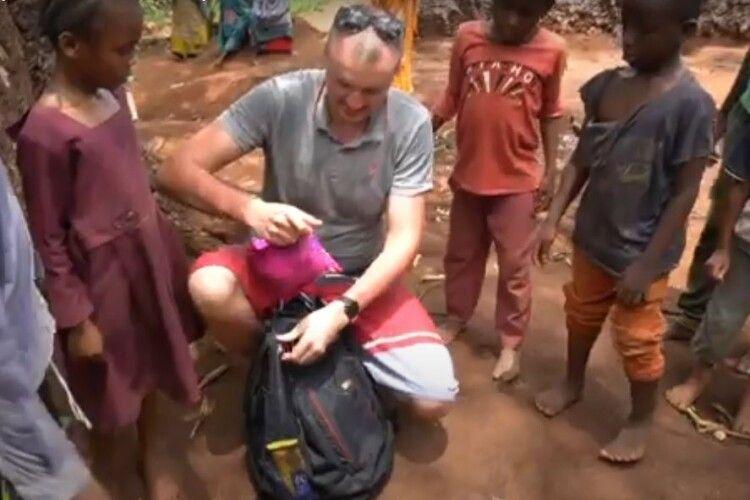 Волинянин розповів, як живуть у Занзібарі (Відео)