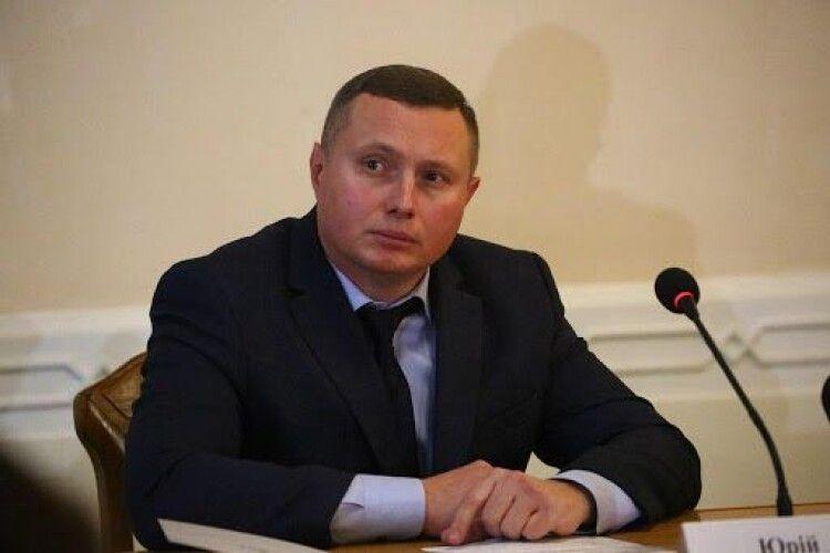Голова ОДА Юрій Погуляйко попросив вибачення