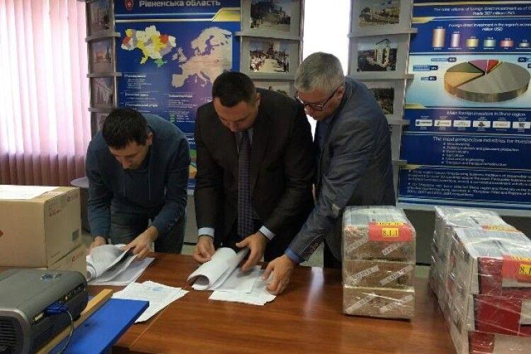 Реконструювати амбулаторії Рівненщини хочуть компанії Вінниці, Житомира та Рівного