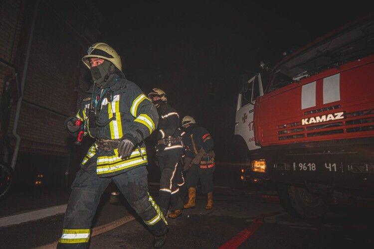 Сталася пожежа на території храму: загинули дві людини (Відео)