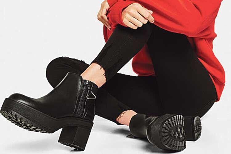 Якеж взуття утренді восени?