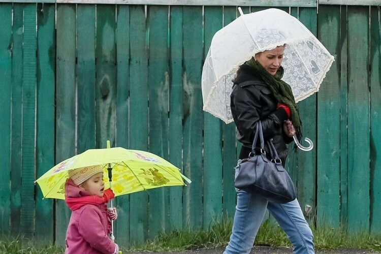Мороз до -7° і сильні дощі: синоптик розповів про погоду в жовтні