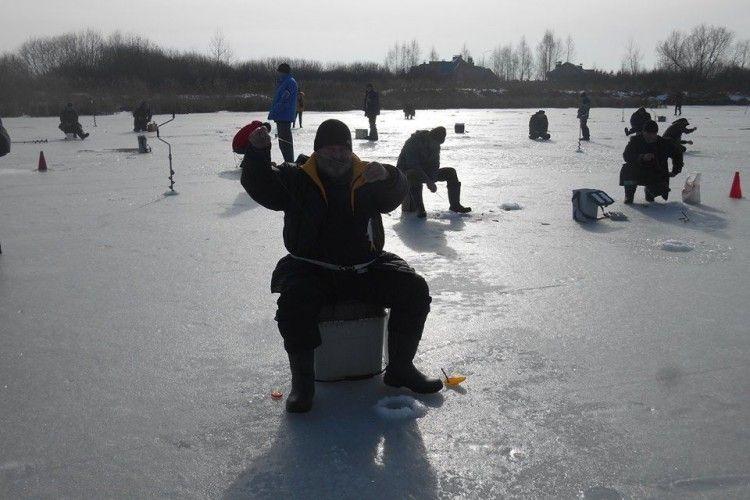 Переможців «Спортивної зими» визначали за кількістю улову
