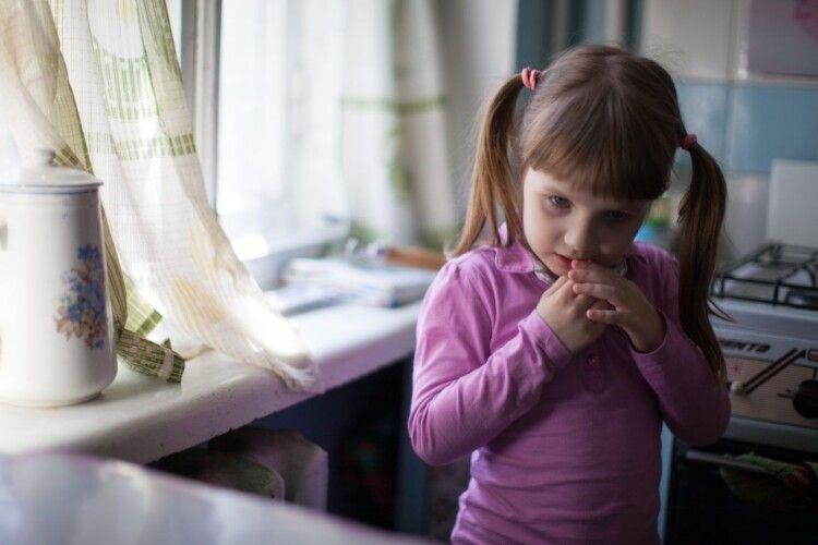 Особливі: проект британського фотографа про українських дітей-аутистів