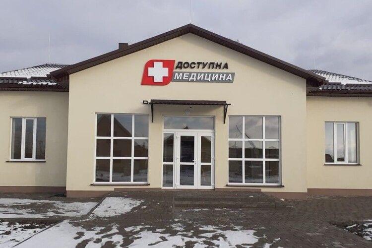 Матимуть мешканці села новий медичний заклад