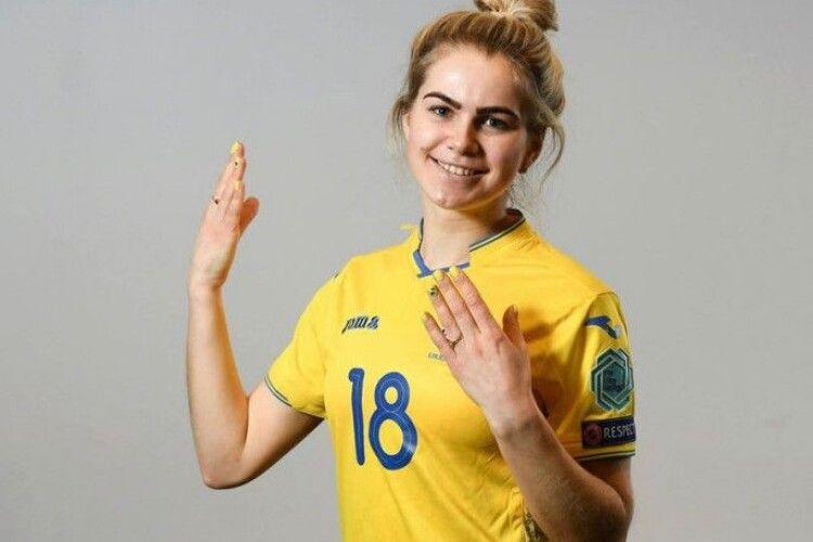Волинянка може стати найкращою футзалісткою України