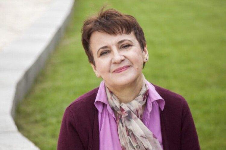 «У Луцьку є два музеї світового рівня», - Оксана Забужко