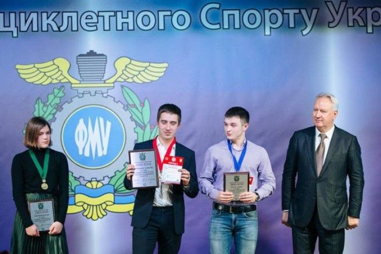 Квадроцикліст із Шацька отримав звання майстра спорту України
