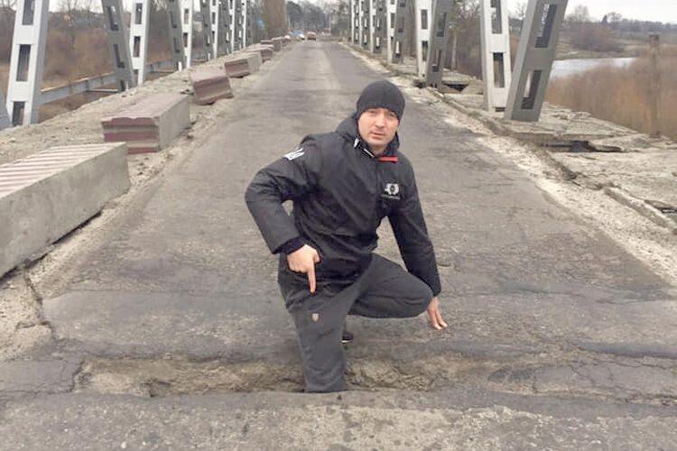 Два брати «зробили бізнес» ізаробили накримінал нарівненському мосту