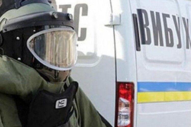 Волинянин збрехав поліції, що хоче підірвати Пенсійний фонд у Маневичах