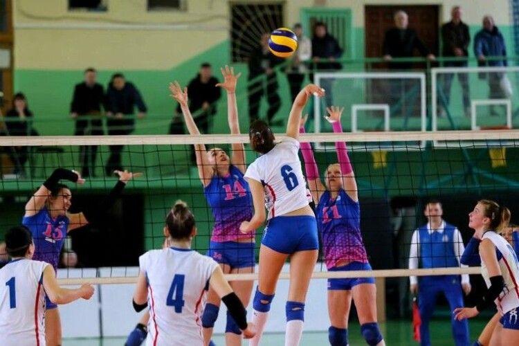 Волинські волейболістки у Суперлізі на… останньому місці