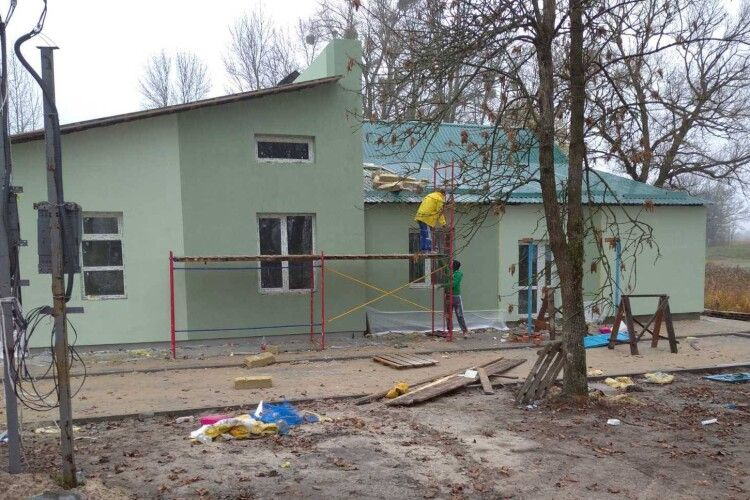 Амбулаторії сіл Судче та Залізниця на Любешівщині прийматимуть перших пацієнтів