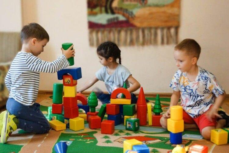 Як у Луцьку влітку працюватимуть дитсадки