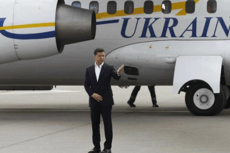 Зеленський пообіцяв побудувати у Вінниці сучасний аеропорт