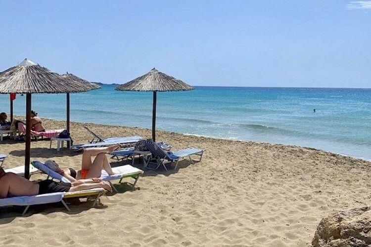 Греція побила новий температурний рекорд – понад +47 градусів