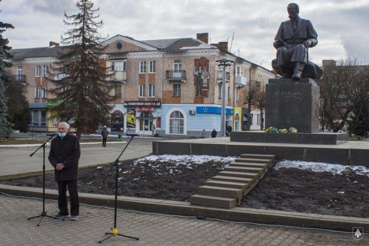 У місті гірників вшанували пам'ять Великого Кобзаря (Фото)