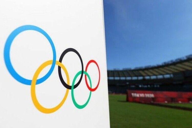 На сайті Олімпійських ігор тимчасово окупований Крим «відрізали» від України