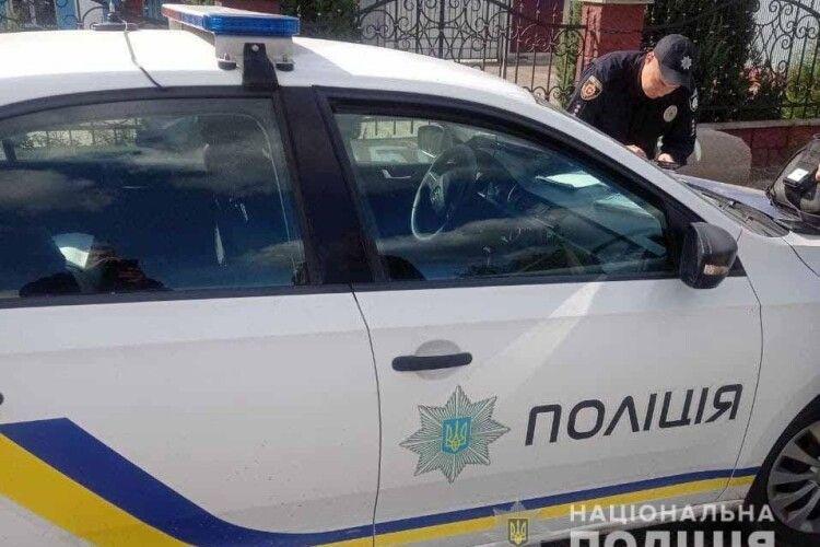 На Рівненщині «вгашений» євробляхер хотів купити українську поліцію за 910 гривень (Фото)