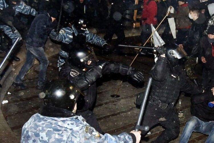 Спроба назвати Революцію Гідності «переворотом» це і є реванш, – Петро Порошенко