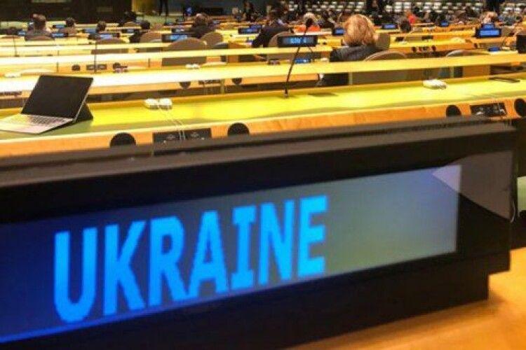 Порошенко: Україна має незаперечне право розраховувати на миротворчу місію ООН