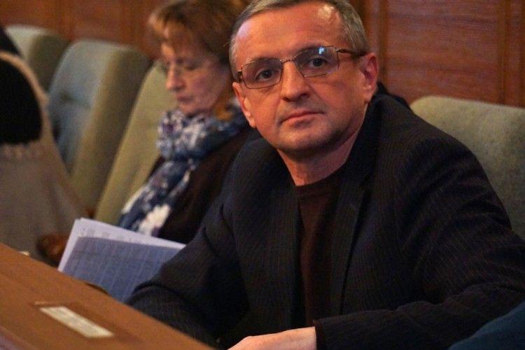Депутати працевлаштували колишнього регіонала Олександра Курилюка