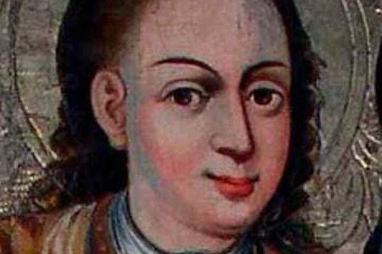 Мистецтвознавець показав острозькі ікони, на яких святі усміхаються (Фото)