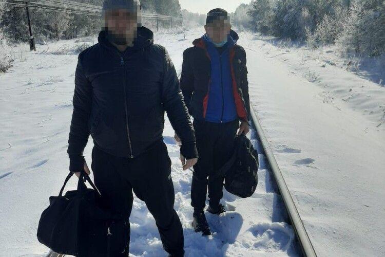 Прикордонники Луцького загону затримали білоруса, який допомагав нелегалу-росіянину