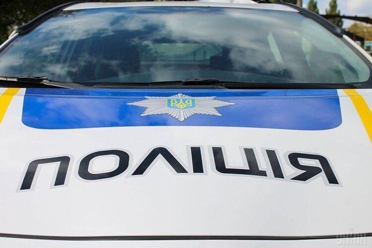 На Волині – аварія за участю авто поліцейських (Відео)