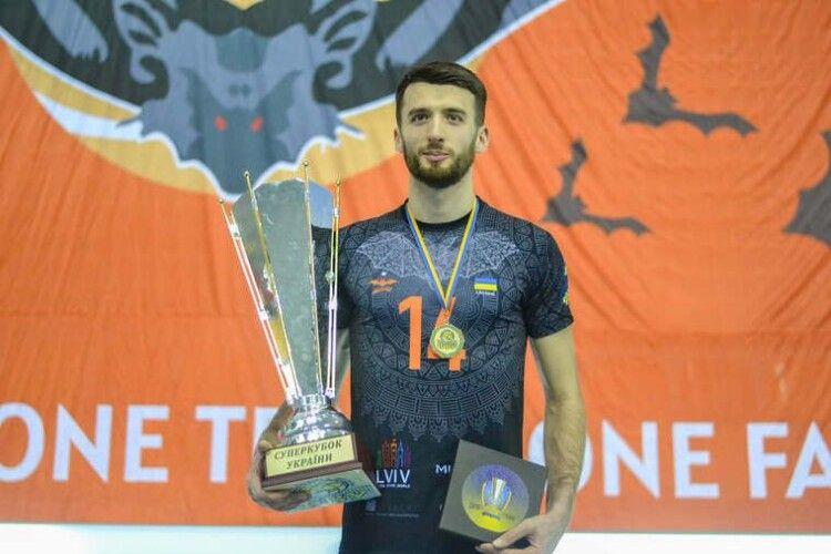 Волейбол: колишній Кажан перебрався на Апеніни