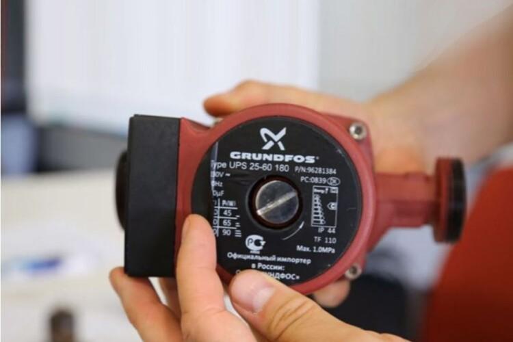Правильна установка циркуляційного насоса для системи опалення