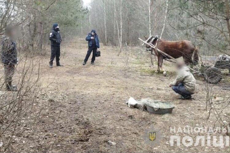 На Волині поліція затримала рибних браконьєрів (Фото)