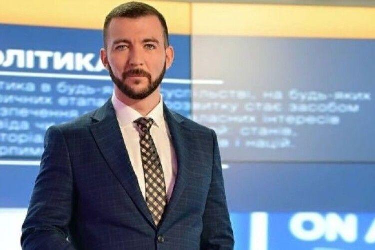 Новим речником Зеленського може стати ведучий з телеканалу Ахметова