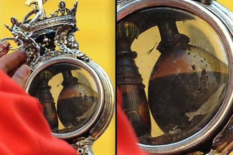 Дива від святого Януарія в Неаполі не відбулося, а це віщує нещастя