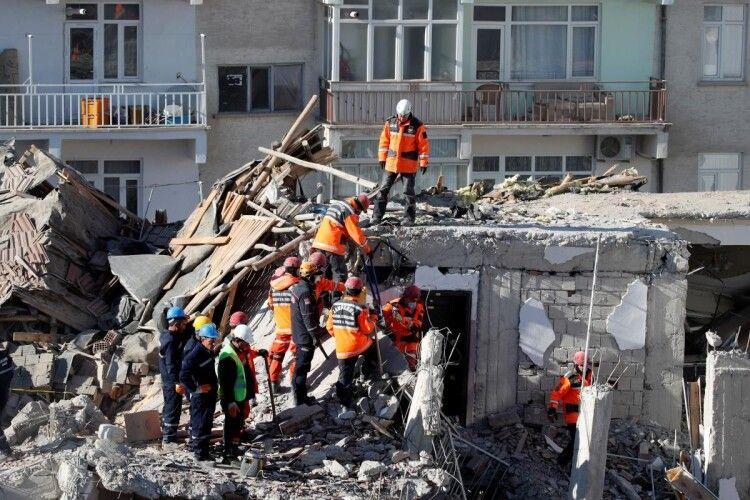 Кількість жертв землетрусу в Туреччині вже перевищила 40 осіб