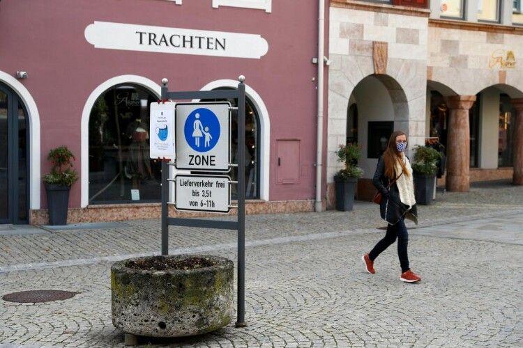 Понад 61% німців уже повністю вакциновані від коронавірусу