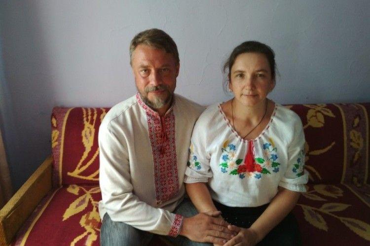 Подружжю Ланових не байдужа доля села, яке стало для них рідним.