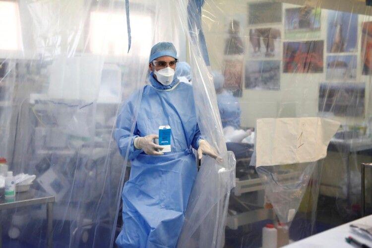 У столиці Швеції Стокгольмі від коронавірусу помер українець