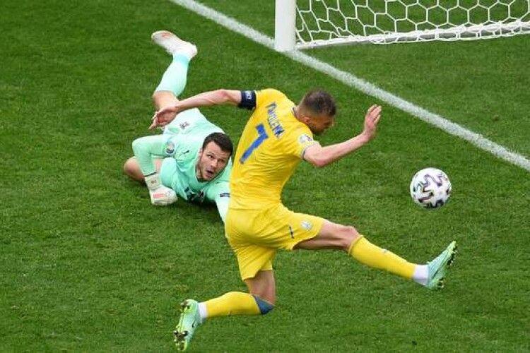 Україна програла Австрії і прощається з Євро-2020?