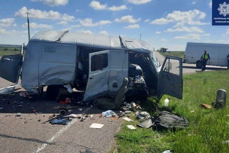 На трасі Ковель-Ягодин – аварія (Фото)
