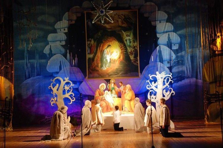 У Луцьку відбувся 24-й «Благодійний різдвяний концерт», організований Волинською єпархією