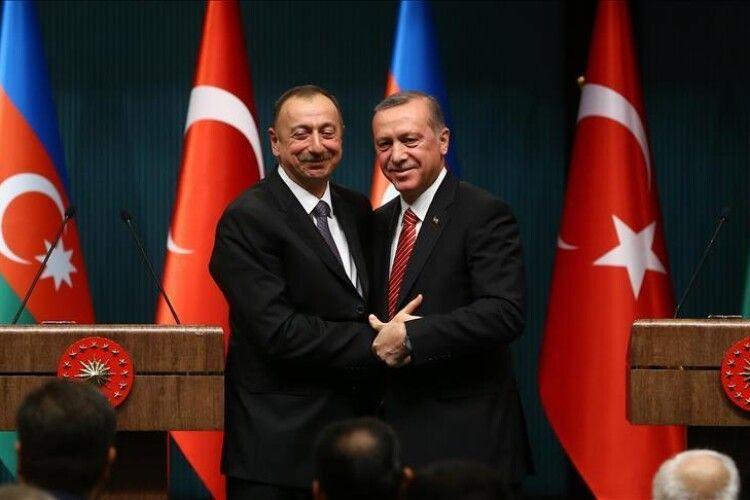 Президент Туреччини Ердоган візьме участь у параді, який Азербайджан проводить з нагоди перемоги у війні за Нагірний Карабах
