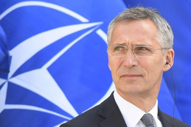 Генсек НАТО: Росія не зможе перешкодити вступу України в Альянс