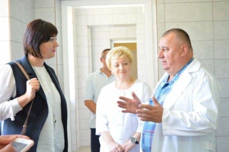 Волинський обласний «Хоспіс» буде переселятися в Боголюби уже на цьому тижні