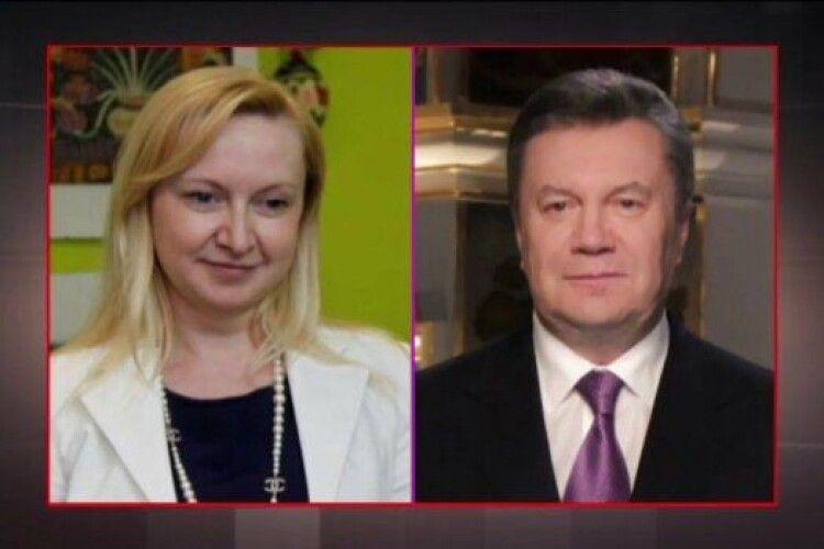 Віктор Янукович у 67 літ утретє став батьком