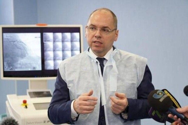 Очільник МОЗ Степанов запевняє, що повного локдауну не буде