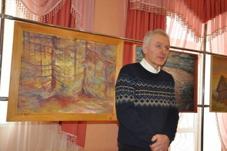 У Камені-Каширському відкрили унікальну художню виставку