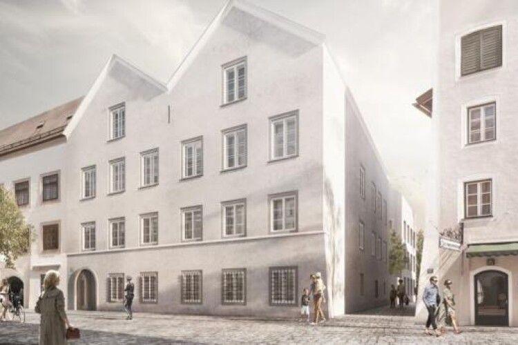 Будинок Гітлера перебудують під поліцейський відділок