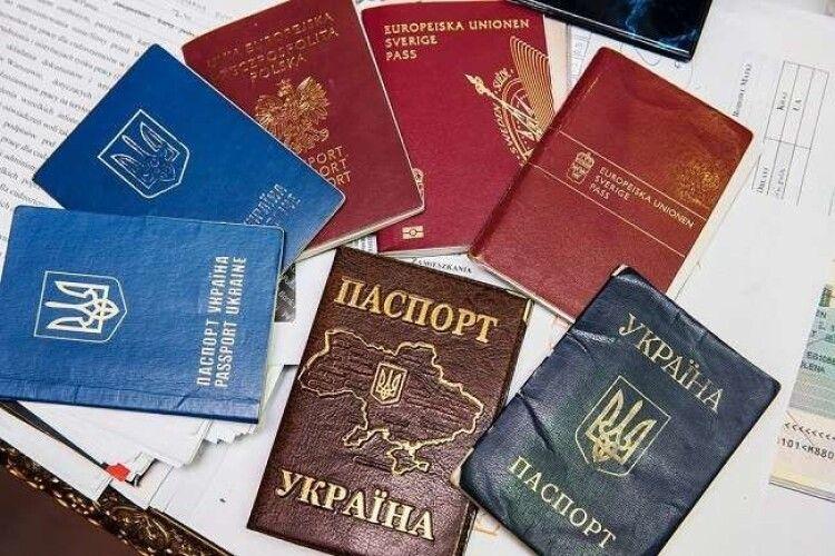 Громадянства України можуть позбавити через паспорт РФ