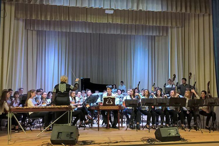 Світові музиканти змагаються в Луцьку грою на баянах та акордеонах (ФОТО, ВІДЕО)